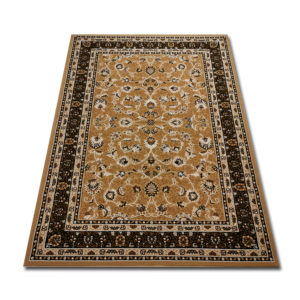 Beżowy dywan klasyczny