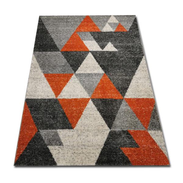 pomarańczowe trójkąty